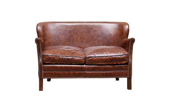 Turner tweezits lederen fauteuil
