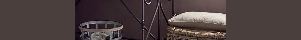 Benadrukte materialen Valentie metalen manden