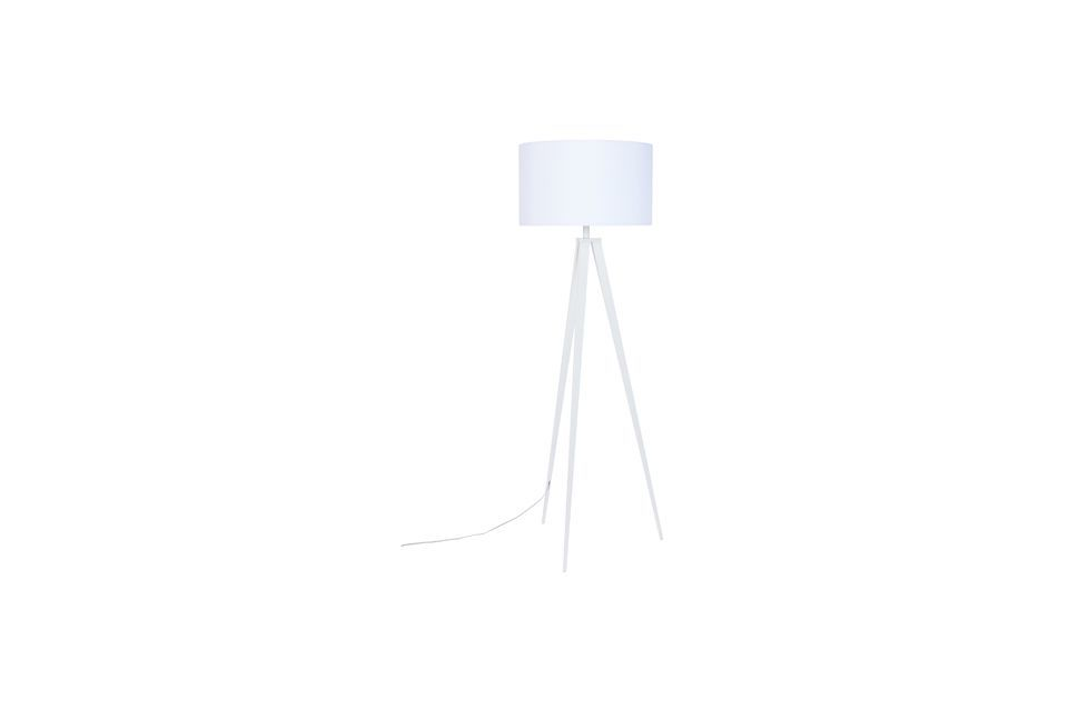 Vloerlamp Statief Wit - 6