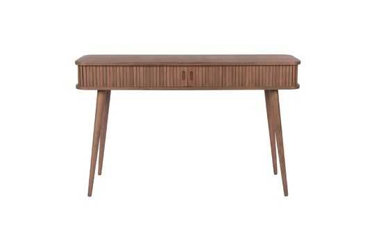 Walnoot Barber Console Productfoto