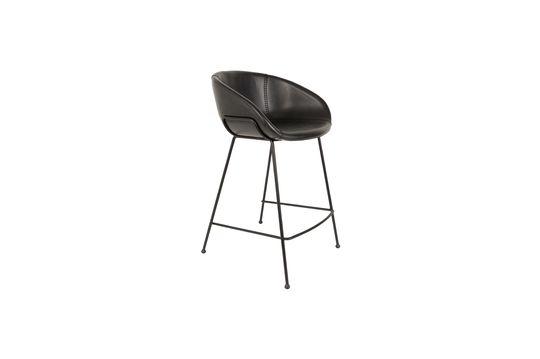 Zwarte Festoon Counter Stool Productfoto